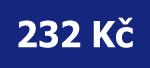 Cena 232 Kč