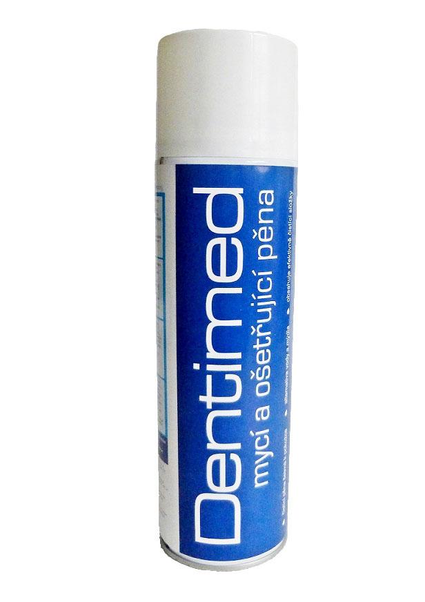 Dentimed mycí a ošetřující pěna 500 ml