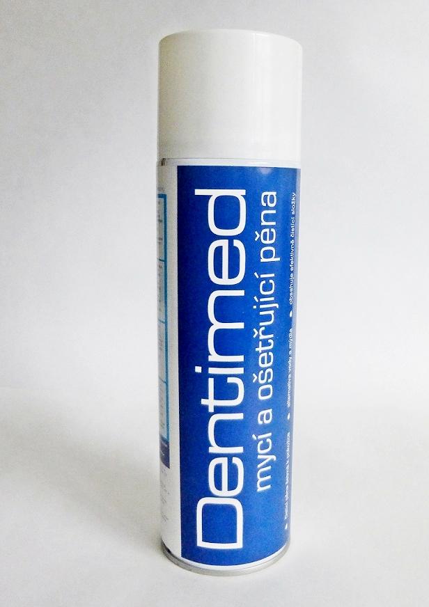 Dentimed mycí a ošetřující pěna