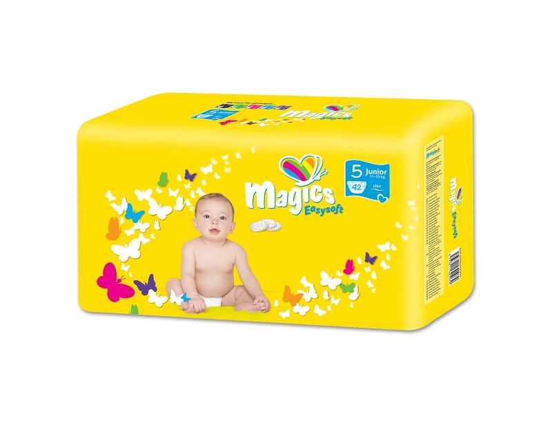 MAGICS Easysoft Junior 11-25 kg 42 ks