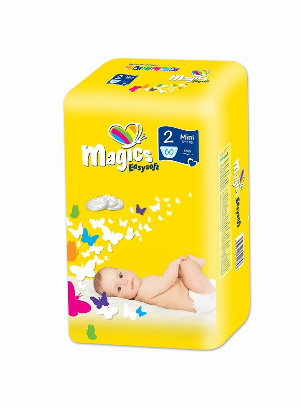 MAGICS Easysoft Mini 3-6 kg 60 ks