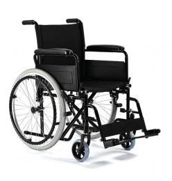 Invalidní vozík s rychlospojkou