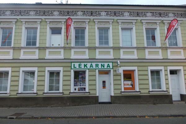 Lékárna Na Letné Náchod | Dentimedshop.cz