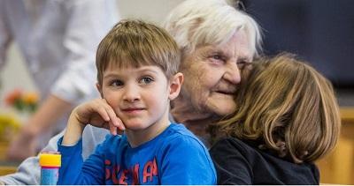 Mezigenerační setkávání