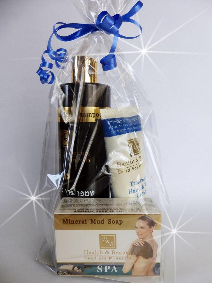 Health & Beauty Balíček z Mrtvého moře Limitovaná vánoční edice