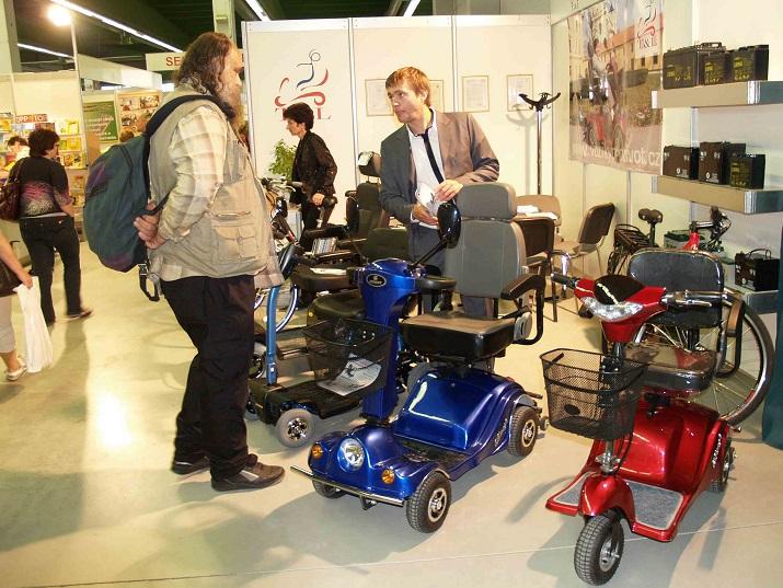Výstava Senior Handicap
