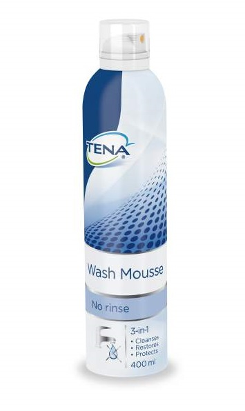 TENA Wash Mousse Mycí pěna 400 ml