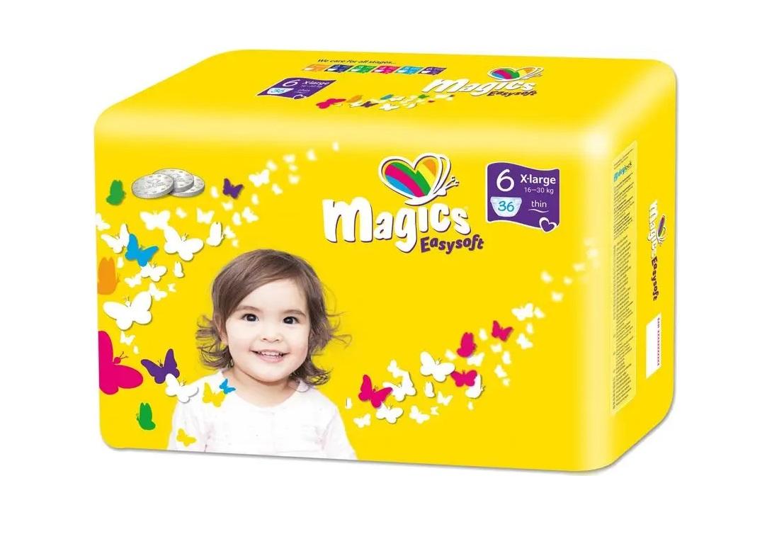 MAGICS Easysoft XL 16-30 kg 36 ks