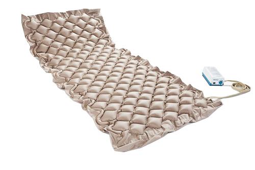 Antidekubitní polštářková matrace s kompresorem