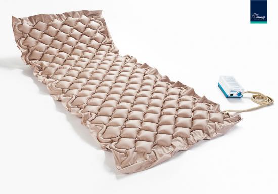 Antidekubitní polštářková matrace s kompresorem do 110 Kg