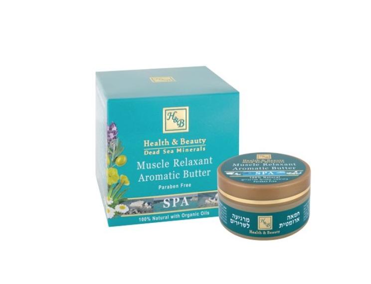 Aromatické máslo na bolest