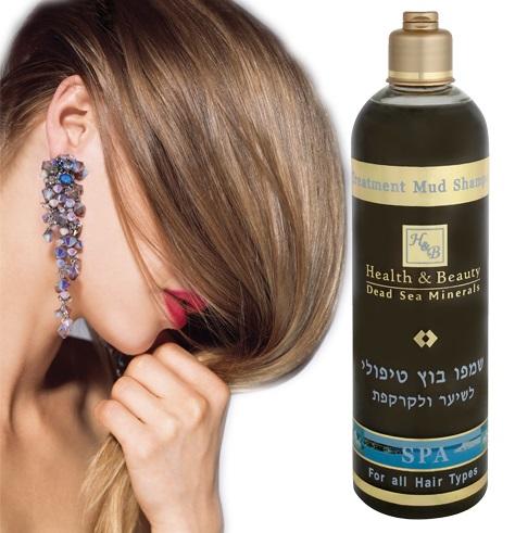 Bahenní šampon 400 ml