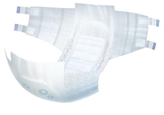Zalepovací plenkové kalhotky