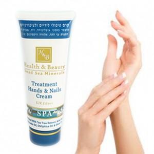 Multivitamínový krém na ruce a nehty