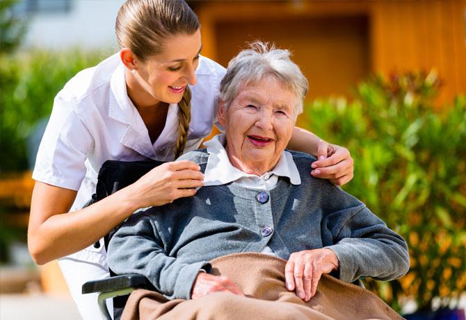 Péče o pokožku starších osob
