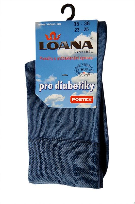 Ponožky Loana