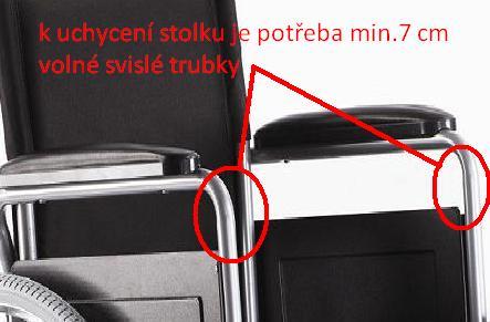 Správné područky ke stolku H011 /dentimedshop.cz/