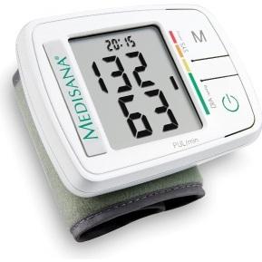 Zápěsťový digitální tlakoměr
