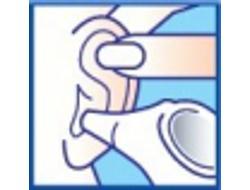 Měření teploty v uchu