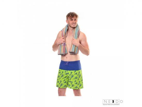 Kes-Vir Pánské plavecké šortky na inkontinenci