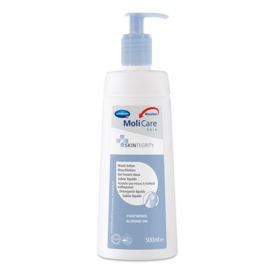 MoliCare Skin Mycí emulze 500ml