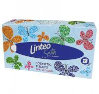 Kapesníčky Linteo Satin 100ks v krabičce