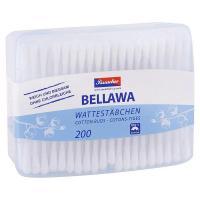 Bellawa vatové tyčinky v plastu 200ks