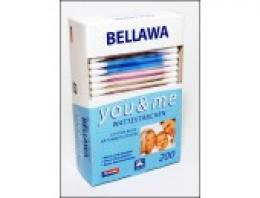 Bellawa vatové tyčinky v papírové krabičce 200ks