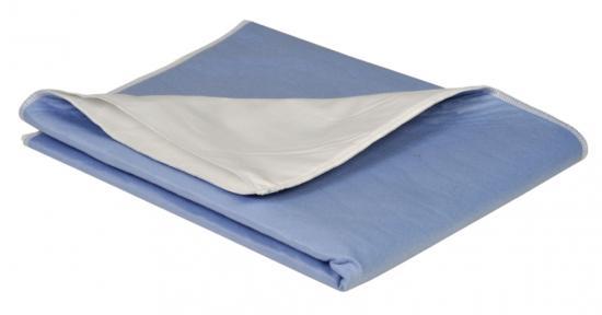 Abri Soft textilní podložka se záložkami 75x85cm