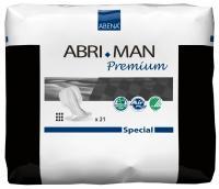 Abri Man Special vložné pleny 21 ks