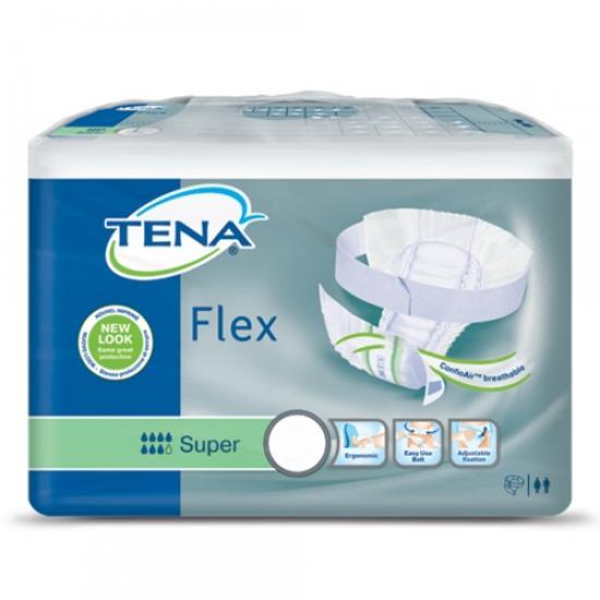 TENA Flex Super X-Large kalhotky nalepovací 30 ks