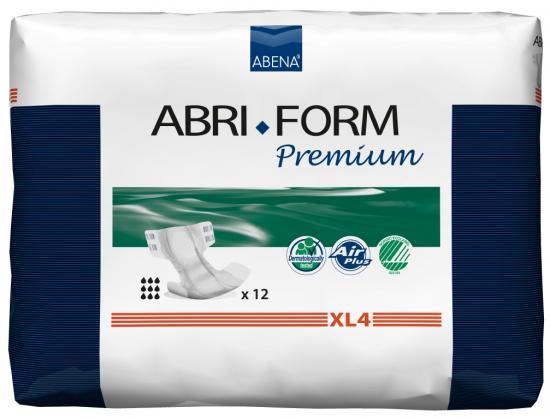 Abri Form Air Plus XL4 kalhotky zalepovací 12 ks