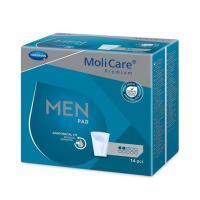 MoliCare Men 2 kapky vložky pro muže 14 ks