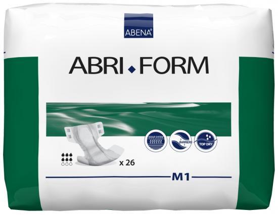Abri Form M1 kalhotky zalepovací 26 ks