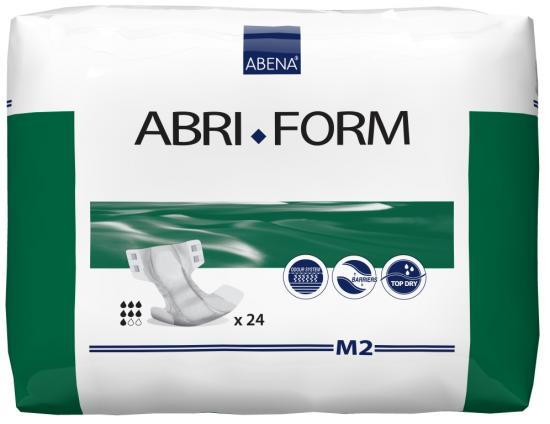 Abri Form M2 kalhotky zalepovací 24 ks
