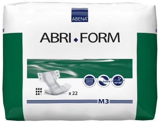 Abri Form M3 kalhotky zalepovací 22 ks
