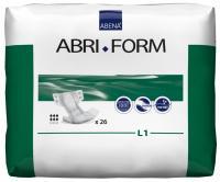 Abri Form L1 kalhotky zalepovací 26 ks