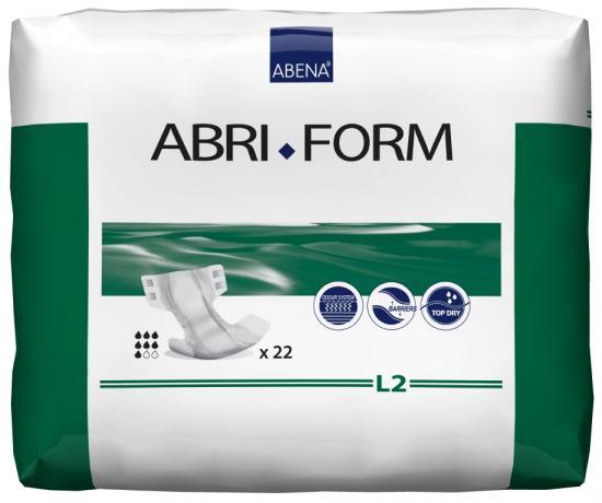 Abri Form L2 kalhotky zalepovací 22 ks