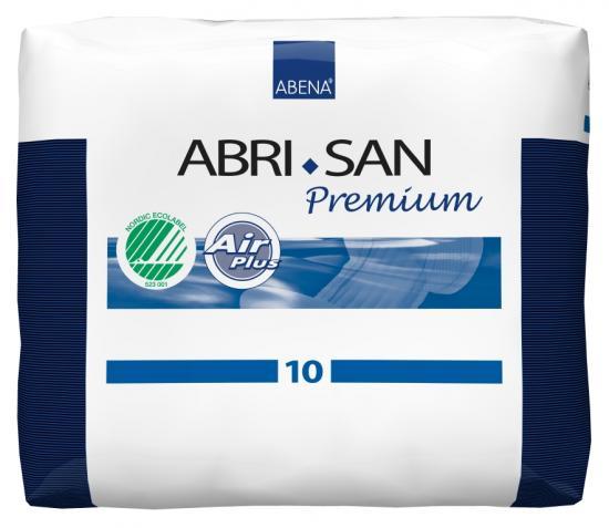 Abri San Extra Air Plus no.10 vložné pleny 21 ks