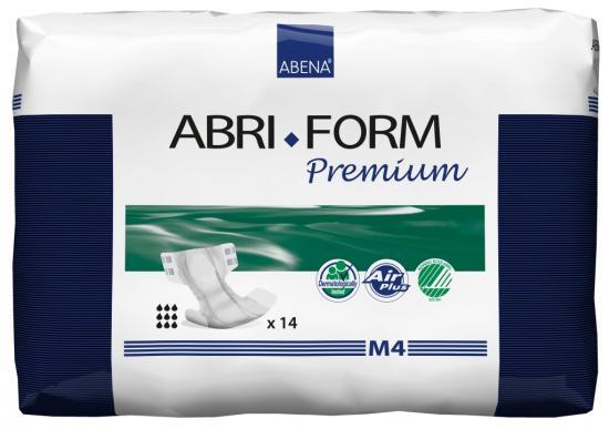 Abri Form Air Plus M4 kalhotky zalepovací 14 ks