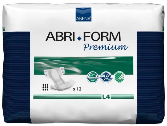 Abri Form Air Plus L4 kalhotky zalepovací 12 ks