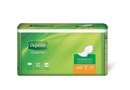 Depend Extra vložné pleny 20 ks