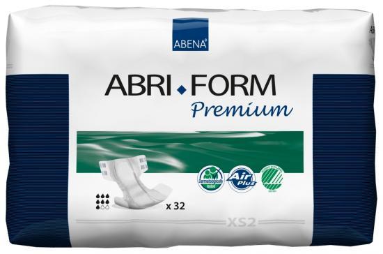 Abri Form Air Plus XS2 kalhotky zalepovací 32 ks