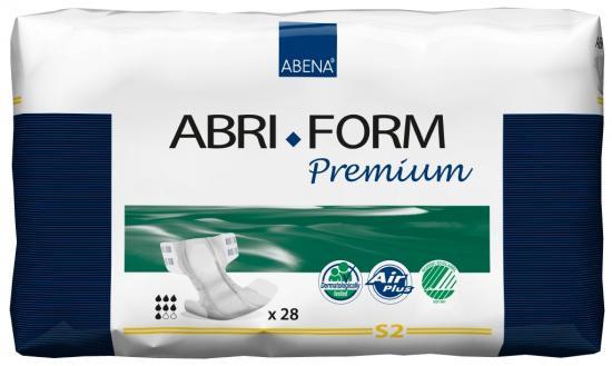 Abri Form Air Plus S2 kalhotky zalepovací 28 ks