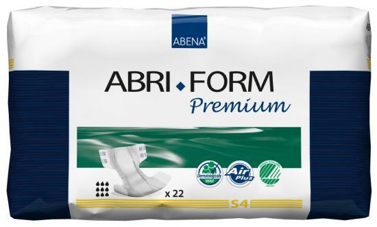 Abri Form Air Plus S4 kalhotky zalepovací 22 ks