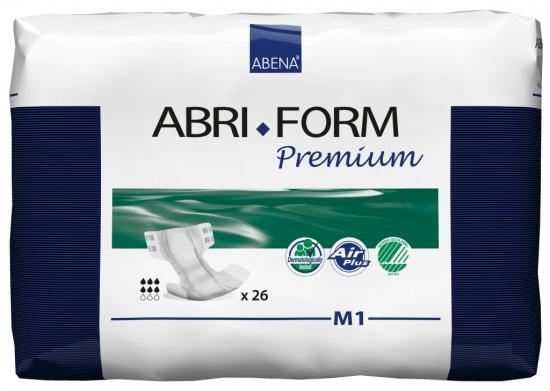 Abri Form Air Plus M1 kalhotky zalepovací 26 ks