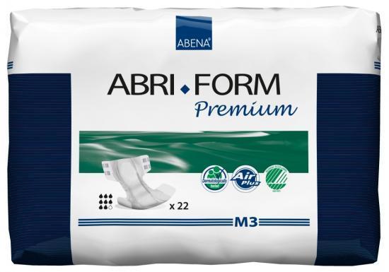Abri Form Air Plus M3 kalhotky zalepovací 22 ks