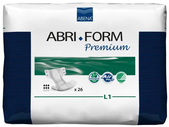 Abri Form Air Plus L1 kalhotky zalepovací 26 ks