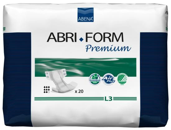 Abri Form Air Plus L3 Extra kalhotky plenkové 20 ks