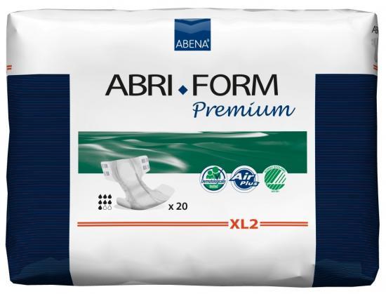 Abri Form Air Plus XL2 Super kalhotky zalepovací 20 ks